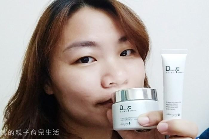 肌膚保溼+眼周保養 交給DF美肌醫生的超胜肽緊緻彈力精華霜/眼霜細呵護