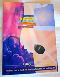 Ipsy Post Card