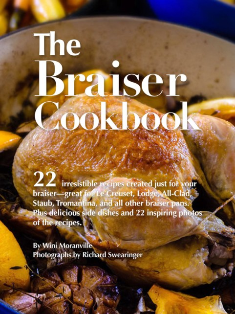 Braiser Cookbook Cover