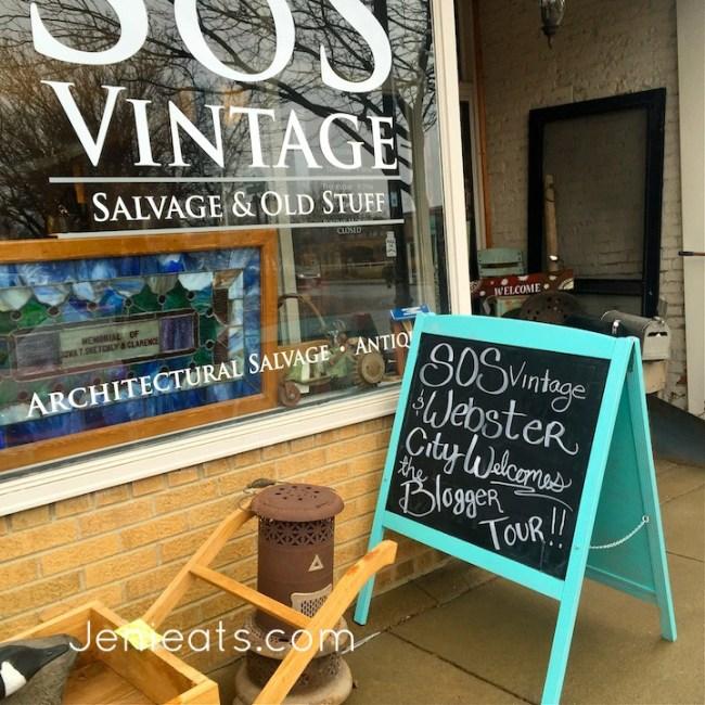 SOS Vintage Exterior