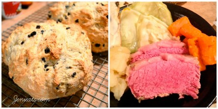 Soda Bread Collage