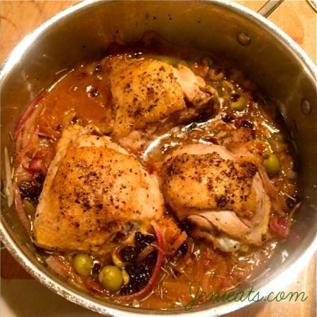 Olive Chicken