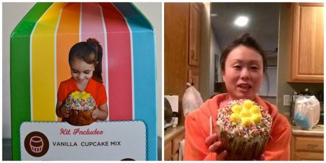 Cupcake Monstrosity