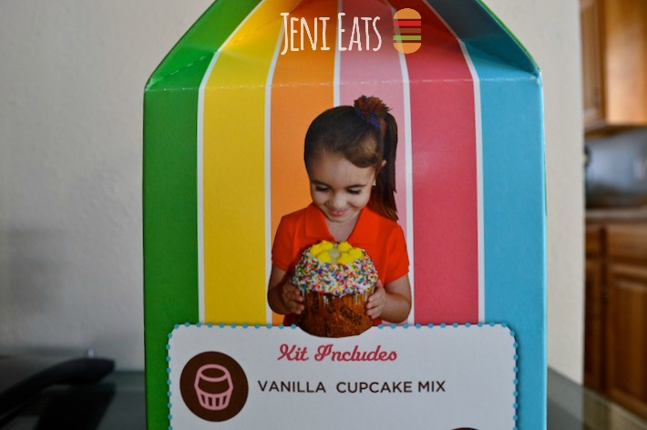 how to make your own cupcake mix