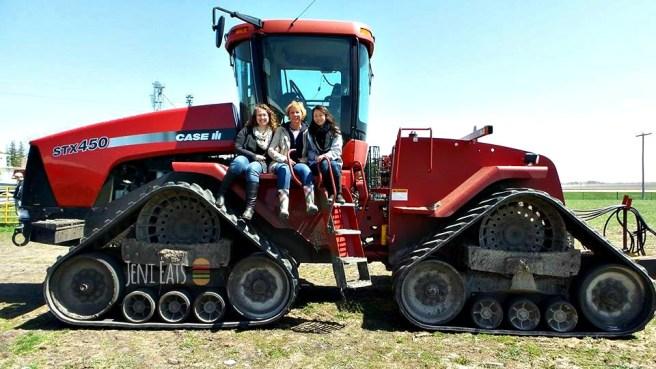 Gals tractor