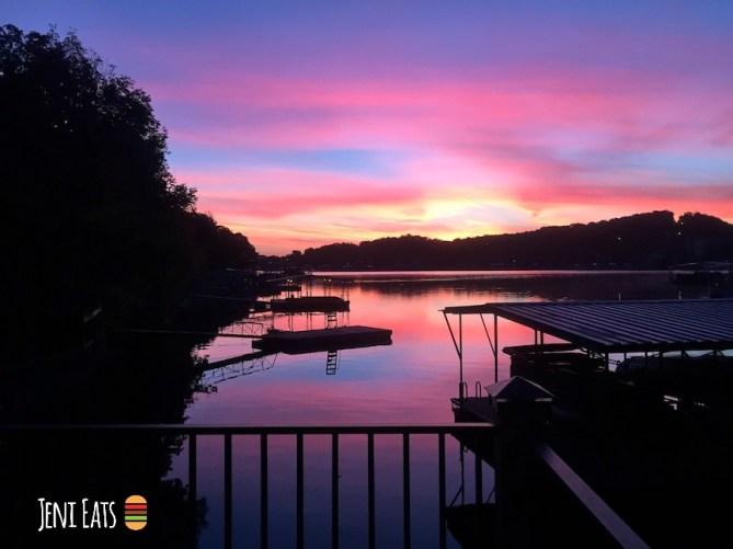 sunset lake wm