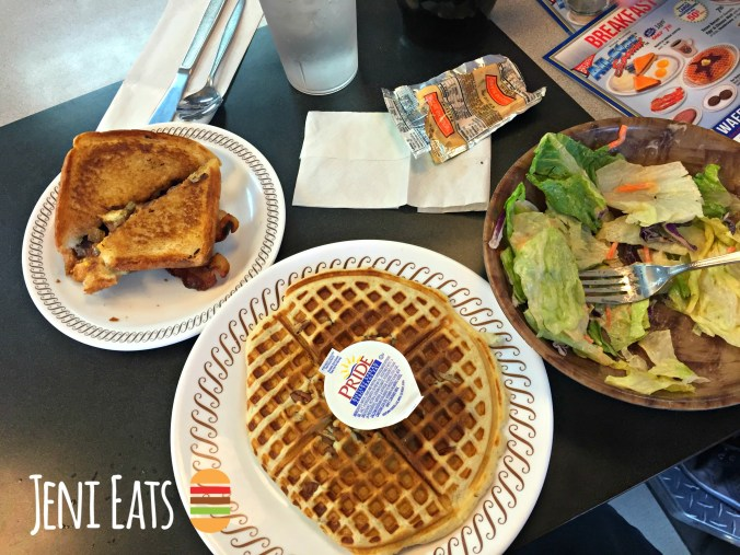 waffle house meal