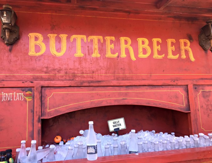 butterbeer sign
