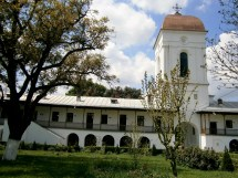 Cernica Monastery Bell Tower