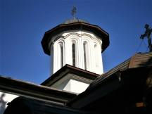 Plumbuita Monastery, bell tower