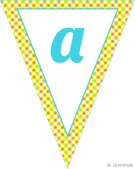 Bunting design 2