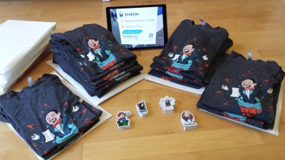 swag before shipping