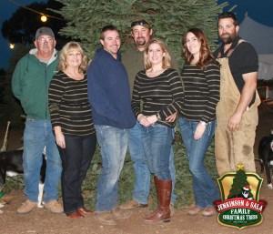 Jenkinson Family