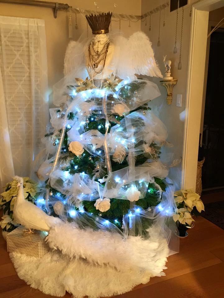 Decorated Christmas Trees - Jenkinson & Sala Family Christmas Trees