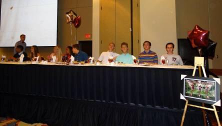 Seniors Table