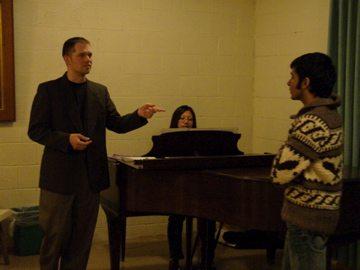 Mastercalss with tenor Akash Wadhwani