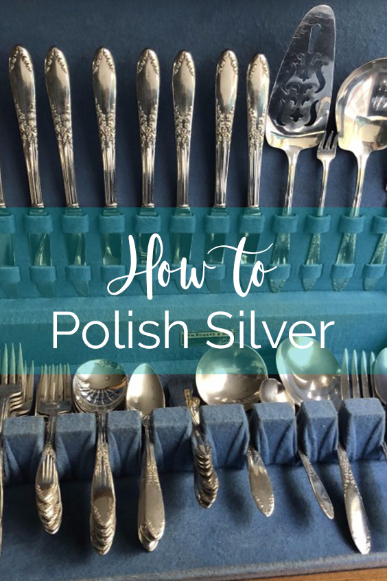 Lawrence Made How to Polish Silver