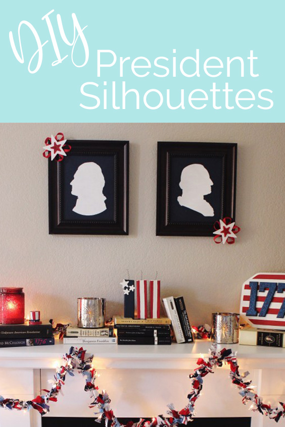 Lawrence Made President Silhouettes