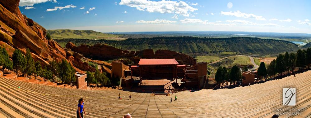 Red Rocks Ampitheater - Colorado