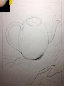 Initial Drawing