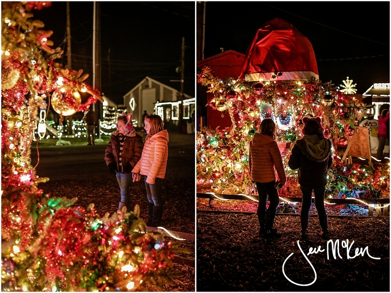 overly s country christmas village jen mcken photography - Overly Country Christmas