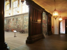 Hampton Court Palace por dentro - The Great Hall
