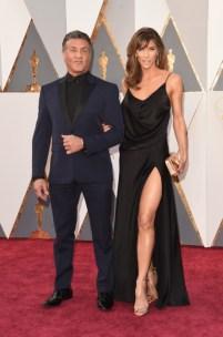 Sylvester Stallone e Jennifer Flavin