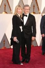 Kate Capshaw e Steven Spielberg