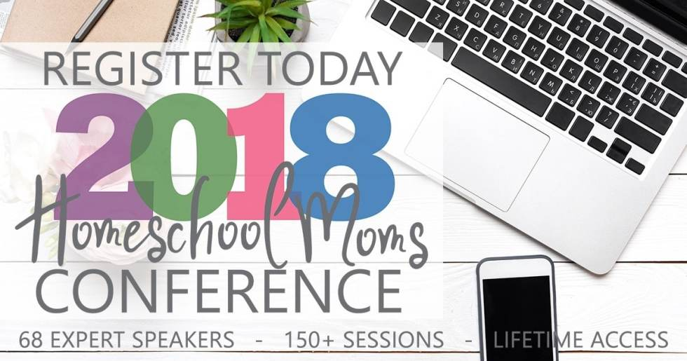 2018 Homeschool Moms Conference {ONLINE}