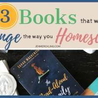 3 Books That Will Change the Way You Homeschool