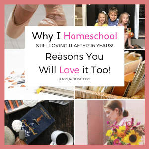 Why I Homeschool