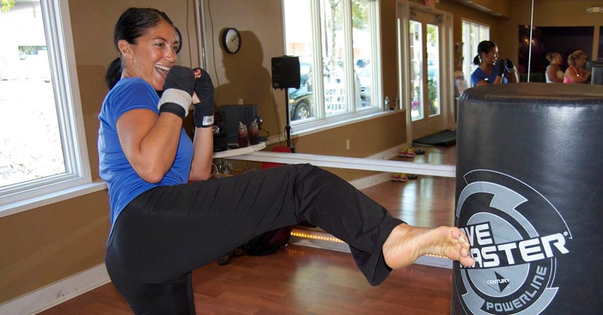 Joellen's Kickboxing is BACK!!!