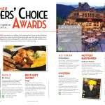 Aspen Magazine   Summer Menu Guide 2011
