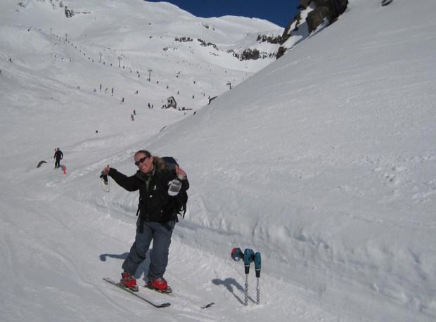 Whakapapa Ski & Snowboard Mt. Ruapehu