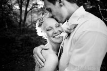Natural Outdoor Wedding Photos