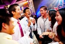 Filipino Wedding Reception