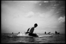 Surfing Waikiki Beach Wedding