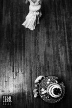 Classic Black White Wedding Photography