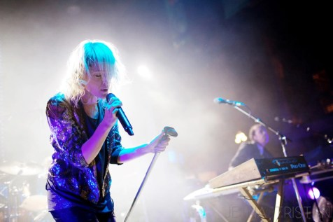 Emily Haines Sings Live Td Pump It Up