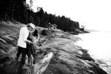 Galiano Wedding Location