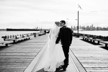 North Shore Vancouver Wedding