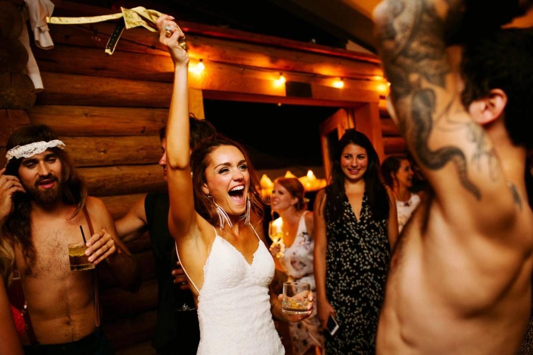 Insanely Fun Wedding At Bodega Ridge On Galiano Island