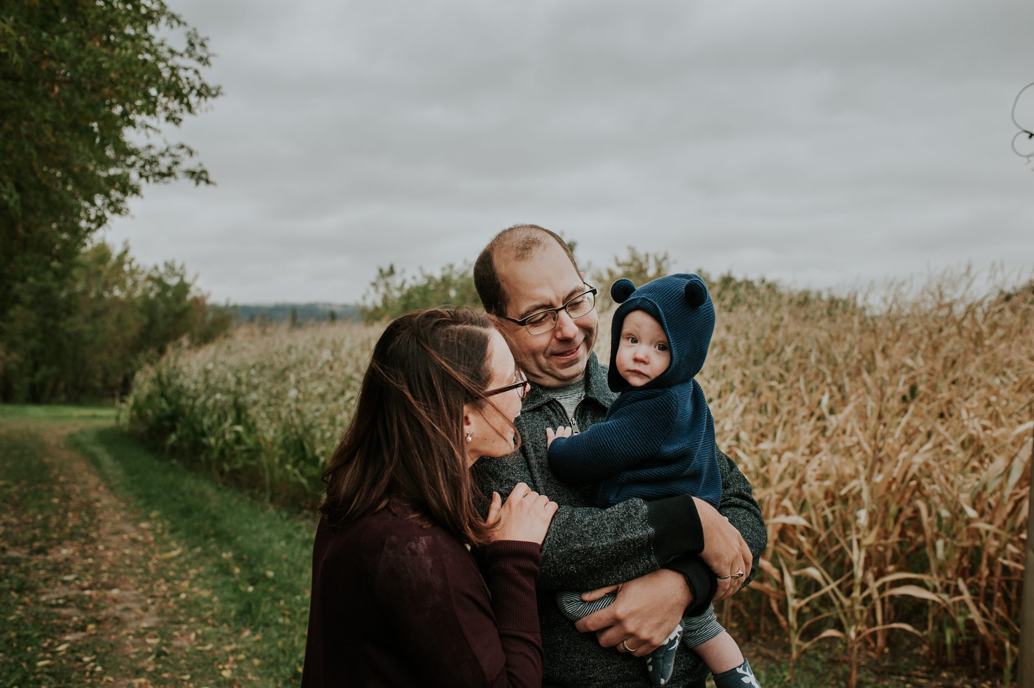 The Ure Family- Fort McMurray, AB