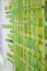 Paper Weaving ($42) via Laura Prill. Also Check out her awesome Pinterest: http://pinterest.com/lauraprill/
