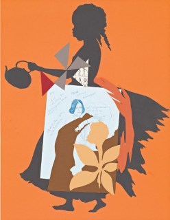 ORANGE Kara Walker
