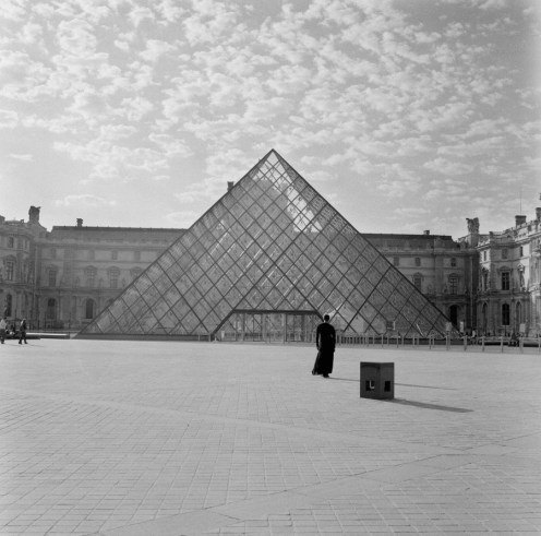 The Louvre Carrie Mae Weems