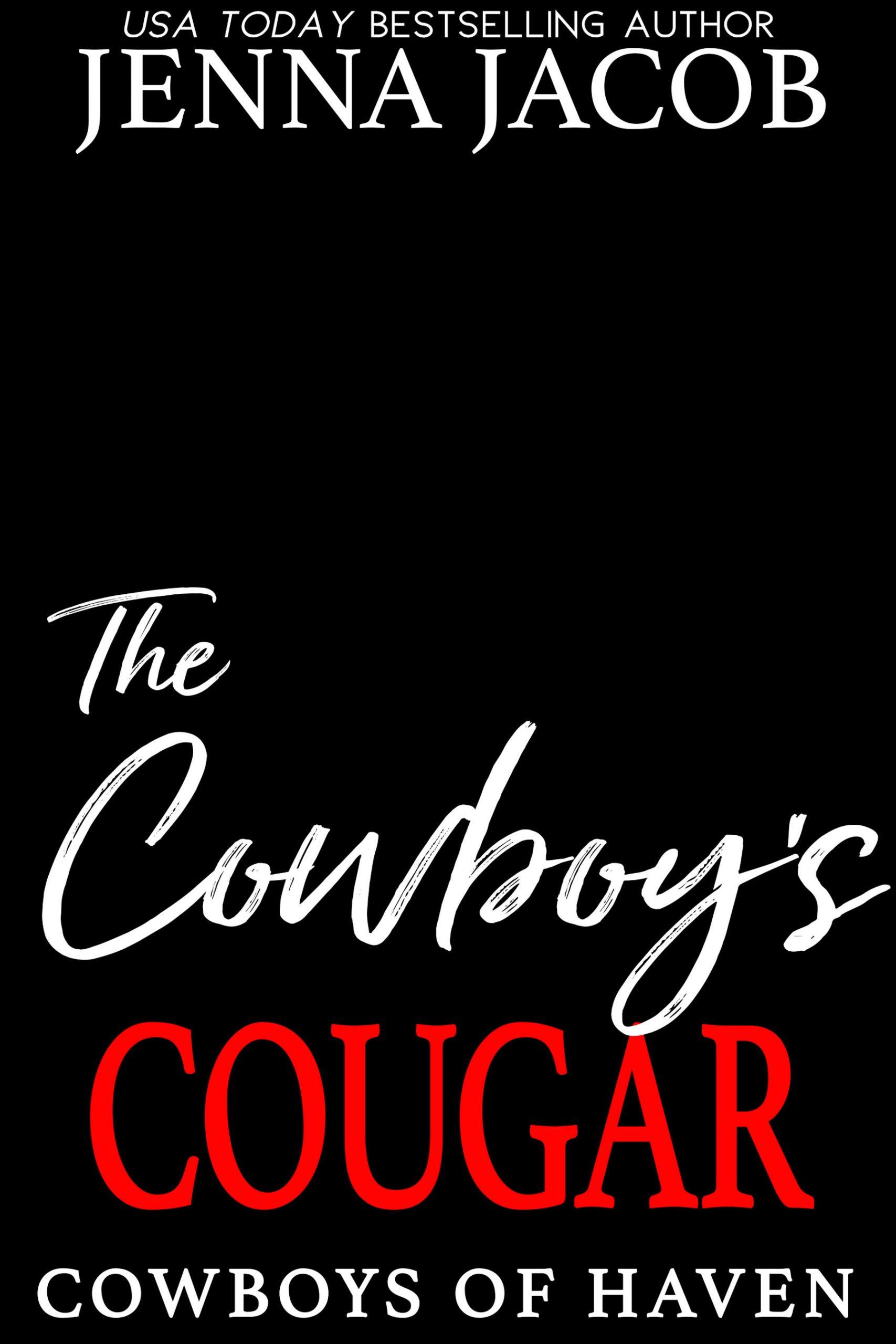 The Cowboy's Cougar