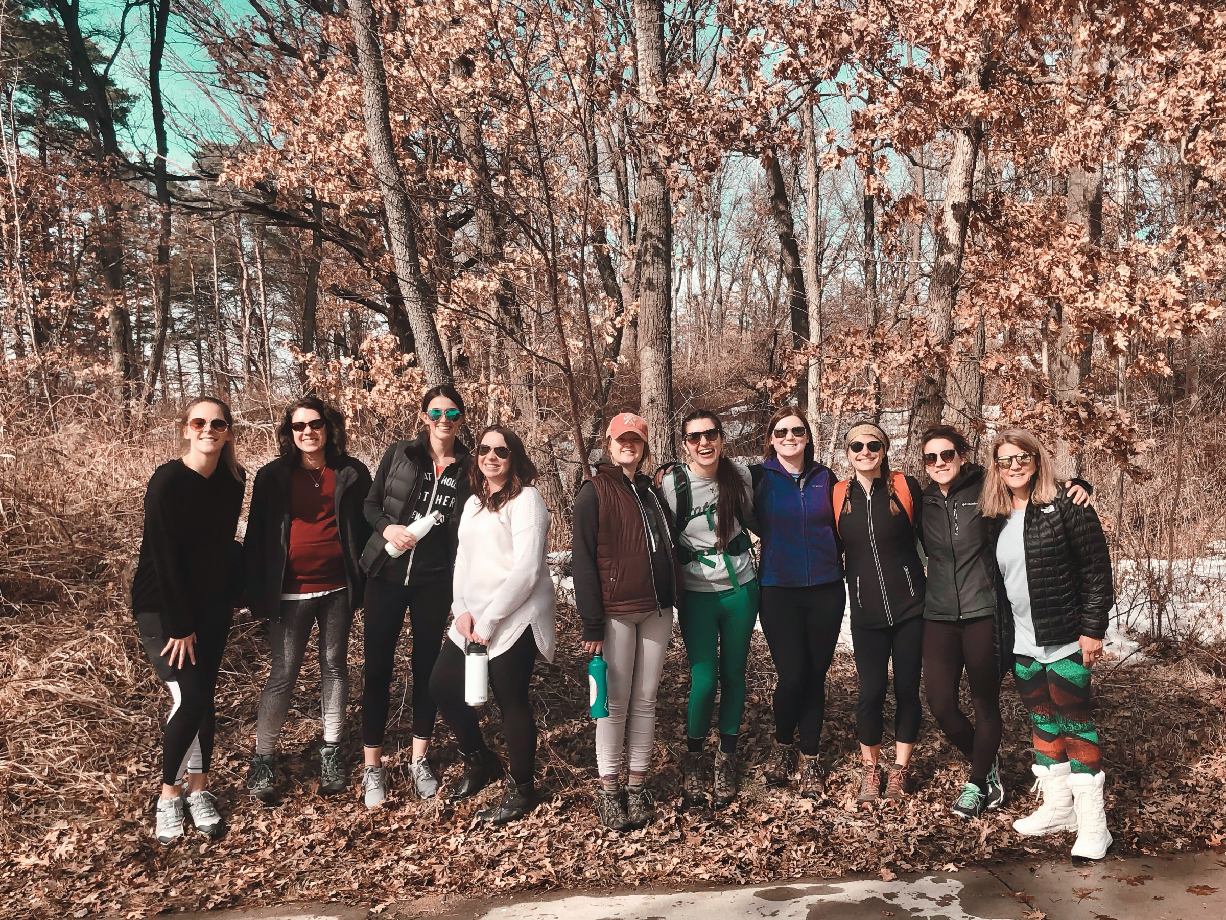 Twin Cities Minnesota Yoga Teacher Restorative Yin Vinyasa Hiking Workshop