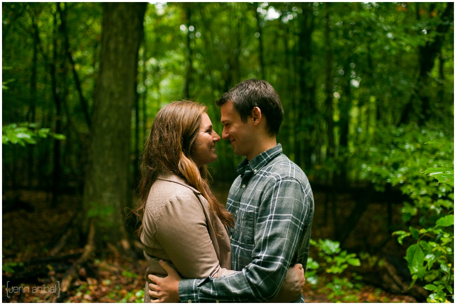 Allie + Matt Engagement