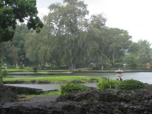 Queen Liliuokalani Gardens Hilo hawaii